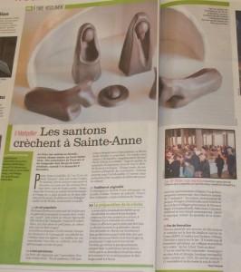la gazette  5 decembre 2012